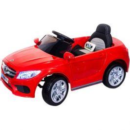 Детский электромобиль Toyland Mercedes Benz XMX 815 красный