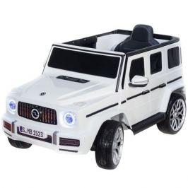 Детский электромобиль Toyland Benz G63 mini YEH1523 белый