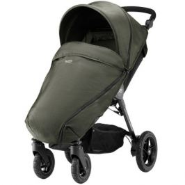 Детская коляска Britax Roemer B-Motion 4 Olive Denim