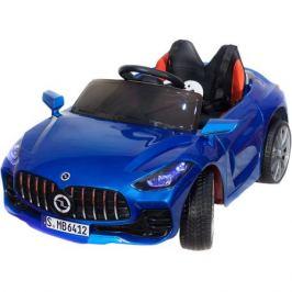 Детский электромобиль Toyland Mercedes Benz sport YBG6412 синий