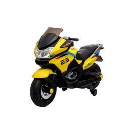 Детский мотоцикл Toyland Moto New ХМХ 609 желтый