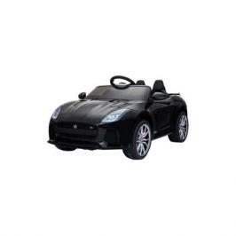 Детский электромобиль Toyland Jaguar F-Type QLS-5388 черный
