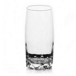 Набор стаканов PASABAHCE Sylvana, 6шт, 390мл,высокие стекло, 42812