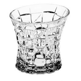 Набор стаканов CRYSTAL BOHEMIA PATRIOT 6шт 200мл хрусталь, БПХ064