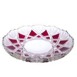 Блюдо ATMOSPHERE Гранат 32см, стекло, 2257
