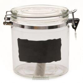 Емкость для хранения ESPRADO Oval, 0,65л, стекло C050603E405
