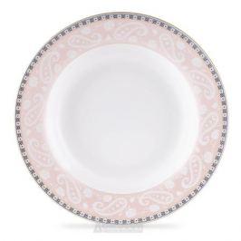 Тарелка ESPRADO Arista Rose обеденная 22,5см, костяной фарфор, ARR022RE301