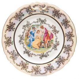 Набор тарелок CZECH REPUBLIC ORIGI Мадонна десертные 6шт 19см, фарфор, 60542