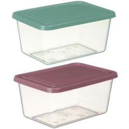Емкость для продуктов IDEA прямоугольная, 0,4л, пластик М 1450