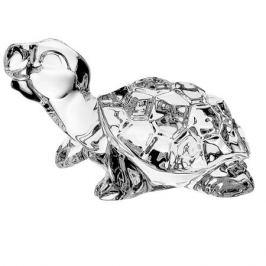 Фигурка декоративная CRYSTAL BOHEMIA Черепаха, 9х6см, хрусталь, БПХ189