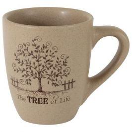 Кружка TERRACOTTA Дерево жизни, 0,3л, керамика, TLY802-4-TL-AL
