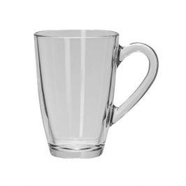 Кружка PASABAHCE Aqua, 330мл стекло, 55393 SL