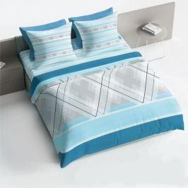 Комплект постельного белья Bravo Лоренцо Евро, наволочка 70х70см 2шт, поплин