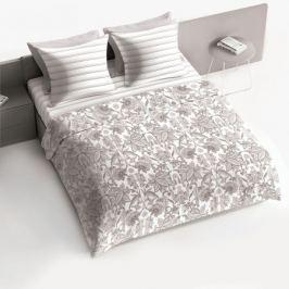 Комплект постельного белья Bravo Лия Евро, наволочка 70х70см 2шт, поплин