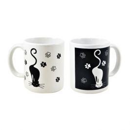 Кружка GRAND OPULENT DEVELO Коты 300мл керамика, EUC-CATS16