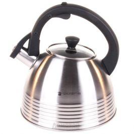 Чайник Polaris Classica-3L, 3л, нержавеющая сталь, СП-00015667