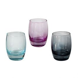 Набор стаканов PASABAHCE Enjoy Loft 3шт 350мл, стекло, 96585