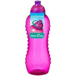 Бутылка SISTEMA для воды 460мл пластик, 785NW