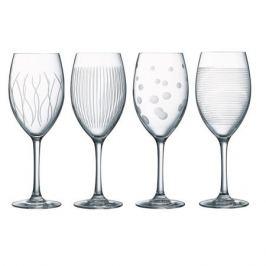 Набор бокалов для вина LUMINARC Лаунж клаб 4шт, 250мл стекло, N5287