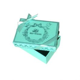 Коробка подарочная прямоугольник 11х15х5см