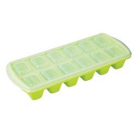 Форма для льда с крышкой PLAST TEAM, 12 ячеек, пластик PT1808