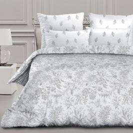 Комплект постельного белья Романтика Ирландское кружево 2-спальный, наволочка 50х70см, перкаль