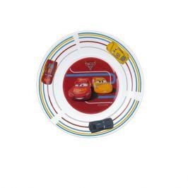 Тарелка ОСЗ Тачки 3,19,6см, стекло,16C1914-CARS