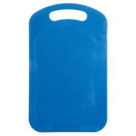 Доска разделочная Домовой, 15х24см, пластик, синяя