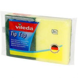 Набор губок для посуды VILEDA, классическая Тип-Топ 2 шт.