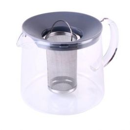 Чайник заварочный Vitesse VS-4020, 1000 мл, стекло/пластик