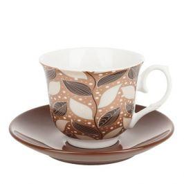 Пара чайная ENS GROUP Листопад 250мл керамика, 1390147