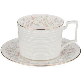 Набор чайный Фабьен 2 персоны, 4 предмета 250мл фарфор
