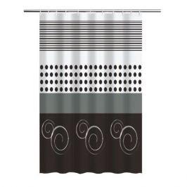 Занавеска для ванной комнаты ASTER 180х180 см, полиэстер LT19046