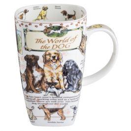 Кружка The World of the dog, 600мл, фарфор