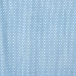 Занавеска для ванной комнаты STUDIOTEX Cameo Sky blue 180х180см см, полиэстер 6128029