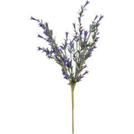 Растение искусственное ВОЛШЕБНАЯ СТРАНА Колокольчик, h50см, фиолетовый, полиэстер
