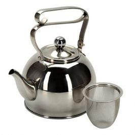 Чайник заварочный REGENT PROMO, 0,8л, нержавеющая сталь, 94-1509