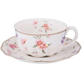 Пара чайная Пасадена 300мл, фарфор