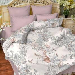 Комплект постельного белья Balimena 1, 5-спальный, наволочка 50х70см, мако-сатин, Colibri