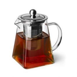Чайник заварочный APOLLO Very-Cherry, 650 мл, стекло/нерж. сталь