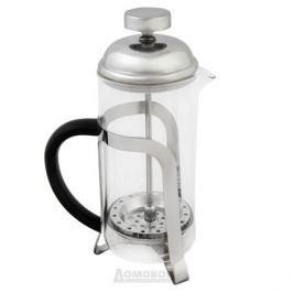 Френч-пресс Домовой, 0,35л, стекло/нержавеющая сталь