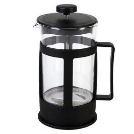 Френч-пресс Home Cafe Standart, 0,6л, стекло/пластик