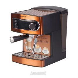 Кофеварка рожковая Polaris PCM 1515E Adore Crema эспрессо Бронза