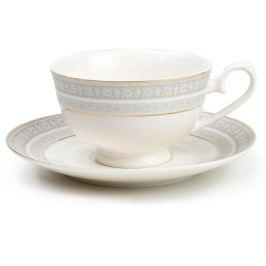 Пара чайная FIORETTA SUMMER IN SAMARKAND 200мл, фарфор, CN1504