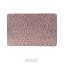 Салфетка сервировочная Металлик, 30х45см, черный, ПВХ