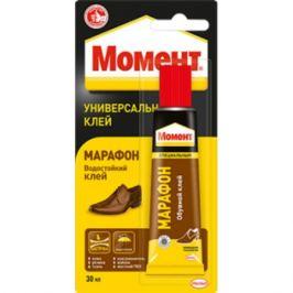Клей обувной МОМЕНТ МАРАФОН, 30мл,Henkel