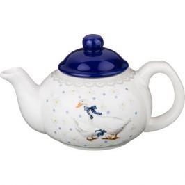 Чайник заварочный LEFARD Чешский гусь 790мл, керамика, 230-089