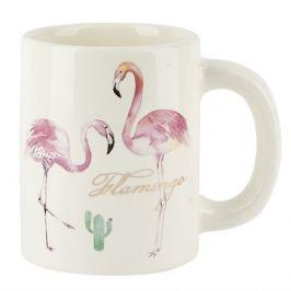Кружка DOLOMITE Фламинго 300мл, керамика, 2520730
