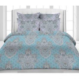 Комплект постельного белья Egoist 1, 5-спальный Grey, наволочка 70х70см 2шт, дизайн 1034, бязь