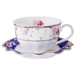 Пара чайная LEFARD Цветочная нежность 220мл, фарфор, 779-187